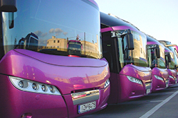 coach tour operators