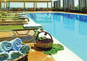Chios Chandris Hotel Outdoor swimming pool